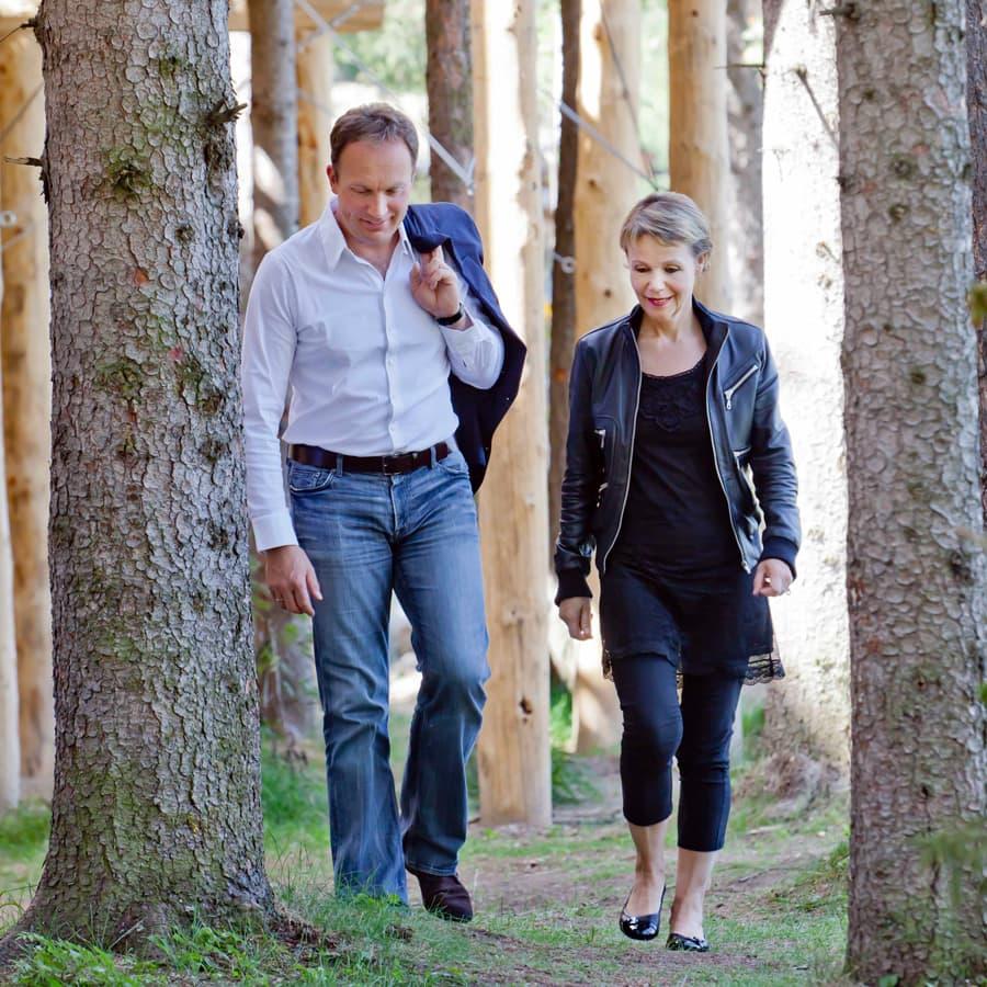 Walk & Talk - Jürgen Gesierich